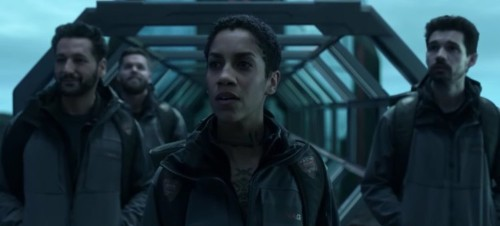 Amazon's revival of the hit sci-fi series 'The Expanse' will debut in December