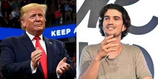 5 things Donald Trump, WeWork's Adam Neumann have in common - Business Insider