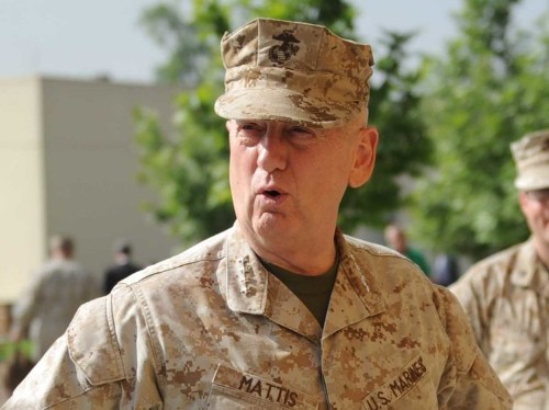 One Quote From A Legendary Marine General Perfectly Captures The Risk From Political Gridlock