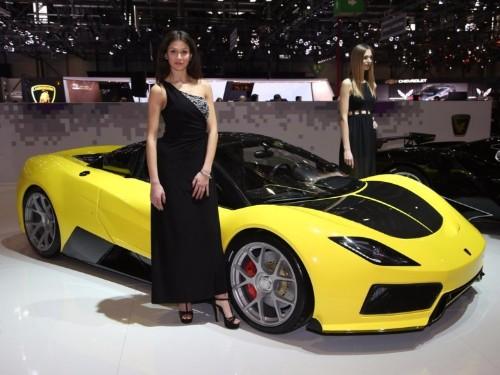 33 hot cars that stole the spotlight at the Geneva Motor Show