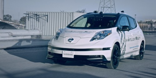 Nissan CEO announced new NASA-derived artificial intelligence tech