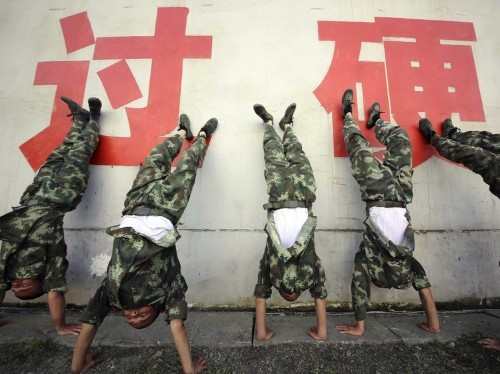 There Are A Few Problems With China's Plan To Fight Military Corruption