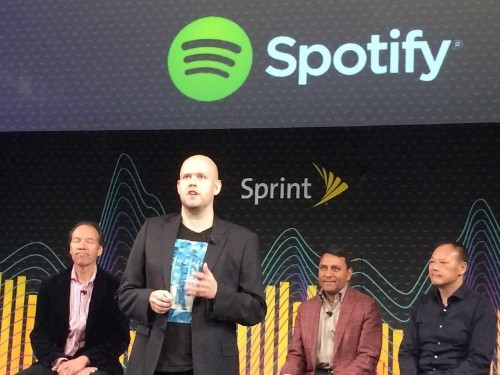 Sprint Is Giving You A Discount On Spotify