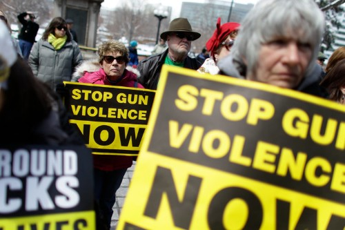 There's an excellent reason why gun control is one of the most divisive fights in America