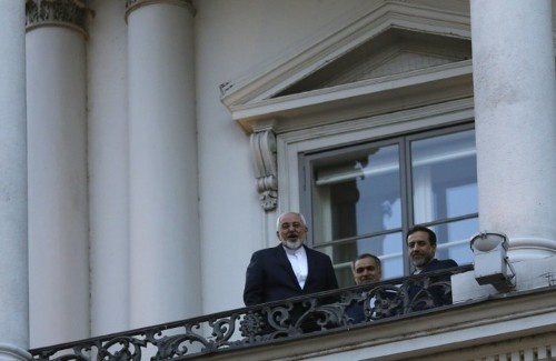 Iran lashes out at Western powers in nuclear talks