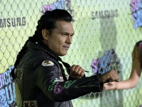 'Suicide Squad' star Adam Beach on why whitewashing Native American roles is so hurtful