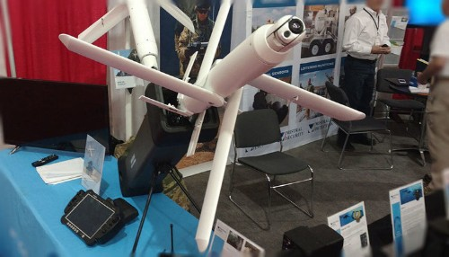 The Marine Corps is checking out these seek-and-destroy kamikaze drones