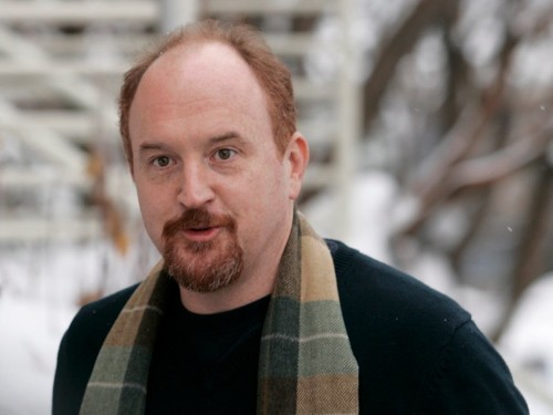 Louis C.K. fires off a desperate email about Donald Trump: 'He's an insane bigot. He is dangerous'