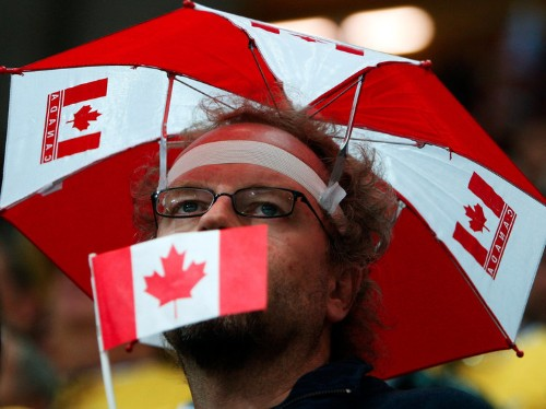 IT'S OFFICIAL: Canada is in recession