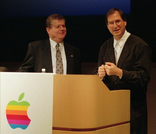 Here were some of the crazy ideas floated to keep Apple from going out of business in 1997