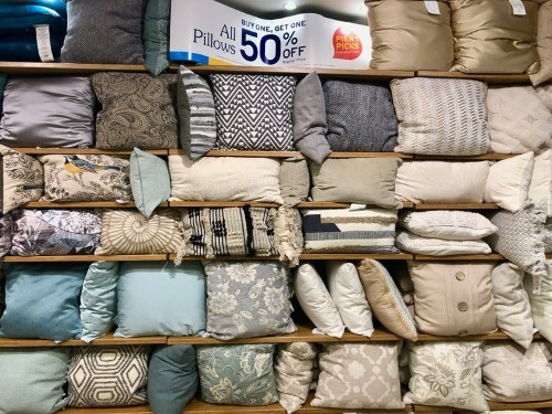 We shopped at Walmart and Pier 1 Imports to see which store is better for home-goods shopping