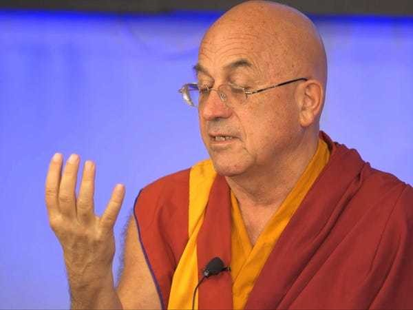How to meditate, according to Buddhist monk Matthieu Ricard - Business Insider