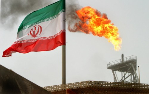 Iran and Iraq are making it harder for Saudi Arabia to prop up oil prices