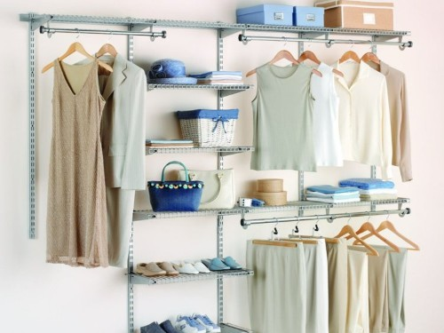 How to organize a bedroom closet in 4 easy steps — and the tools you need to do it