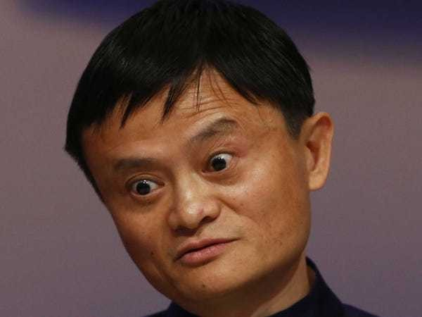 Alibaba shares hit all-time low - Business Insider