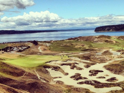 What It's Like Playing Chambers Bay Golf Course, Where The U.S. Open Will Be Played In 2015