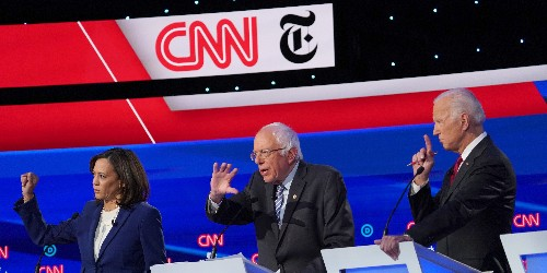 Here are the 7 breakout moments from the 4th Democratic debate in Ohio - Business Insider