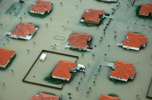 Cities that will be underwater because of climate change
