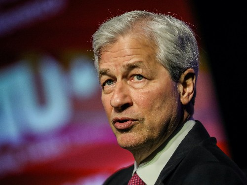 JPMorgan Chase CEO Jamie Dimon announces PolicyCenter - Business Insider