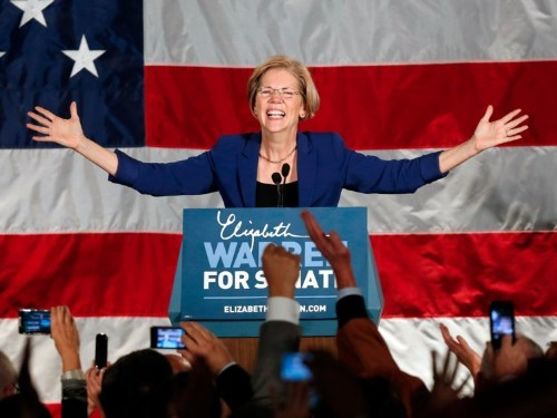 Elizabeth Warren wants the IRS to fill out your taxes for you