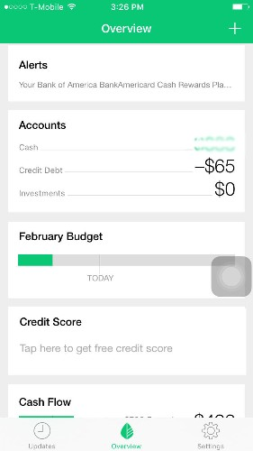 I used an app to set up my first-ever budget and it changed the way I look at my money