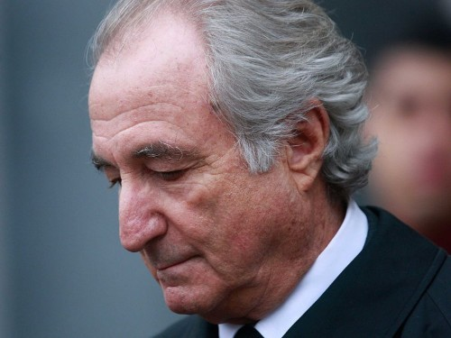 Here's Bernie Madoff's investment advice from prison