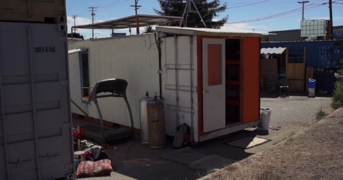 San Francisco housing prices are so insane a Wharton grad is converting shipping containers for people to live in illegally