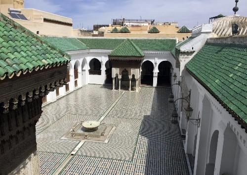 Inside al-Qarawiyyin, the oldest library in the world