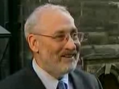 Stiglitz: The Only Hope For The Euro Is For Germany To Quit And Get Its Own Currency