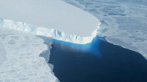 Thousands of Antarctica penguins can't return home because of a massive iceberg