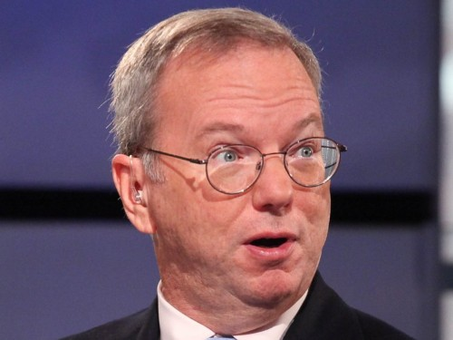 Eric Schmidt takes responsibility for Google's social networking problems