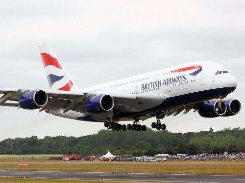 One of the world's biggest aircraft producers is warning staff about the dangers of Brexit