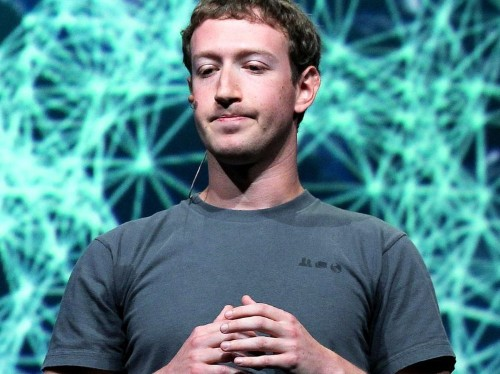 Facebook is losing one of its revenue streams because everyone is glued to their phones