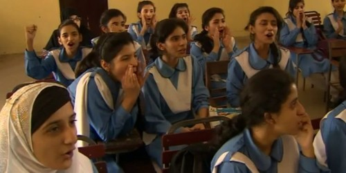 This Video Proves How Much Schoolgirls In Pakistan Love Malala Yousafzai