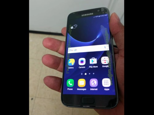 A leaked video reveals a lot of details about Samsung's Galaxy S7