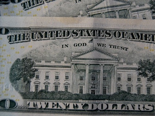 Some public schools required by law to post 'In God We Trust' signs