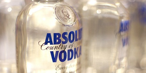 The maker of Absolut vodka is getting whacked by China's crackdown on organized crime - Business Insider