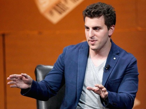 A former CIA director gave Airbnb's CEO some smart management advice