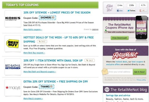 One Stunning Statistic Shows How Mobile Coupons Are Killing Print Ads