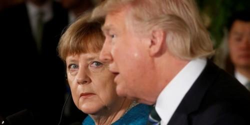 Merkel criticizes Trump's racist comments about Omar, Congresswomen