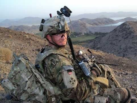 Soldier To Receive Medal Of Honor For Incredible Bravery After His Afghan Outpost Was Overrun