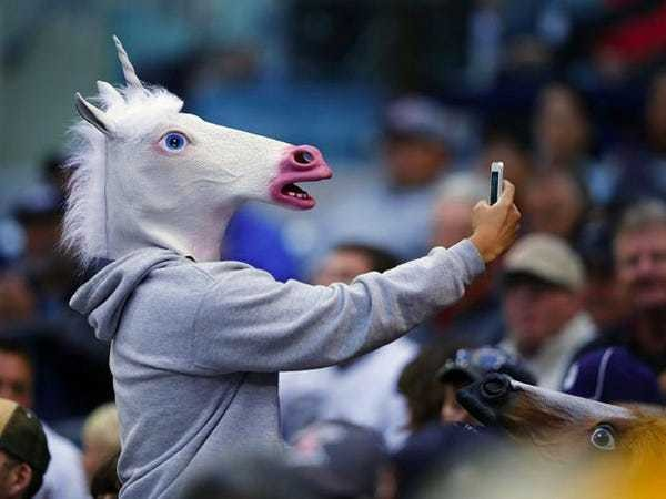 Here's the real reason billion-dollar startups are called unicorns - Business Insider