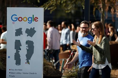 Key Google organizer Irene Knapp is leaving the company