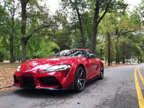 Toyota Supra review, photos, features, impressions - Business Insider