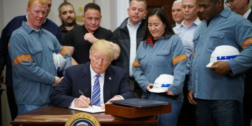 White House mulls reversing some tariffs amid recession fears: Report