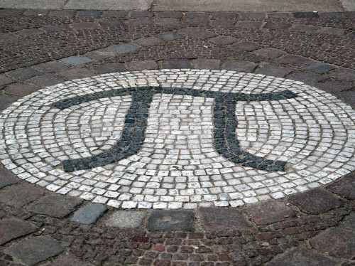 A Brooklyn Artist Trademarked The 'Pi' Symbol, And People Are Furious