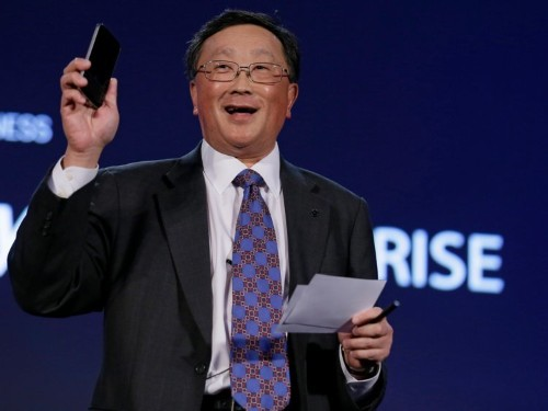 Blackberry is quietly trying to make a comeback — but not with phones