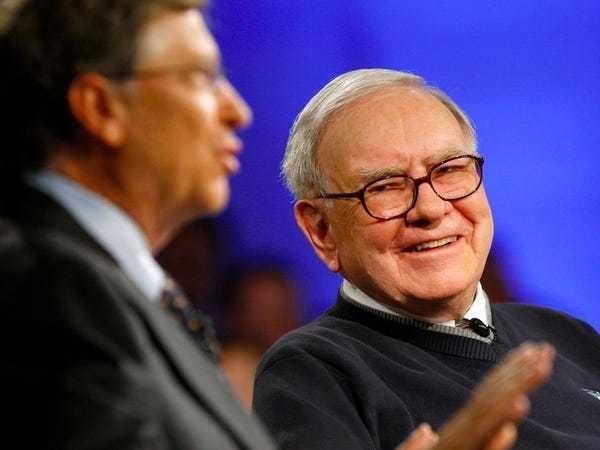 Bill Gates, Lady Gaga, and Warren Buffett share a success tactic - Business Insider