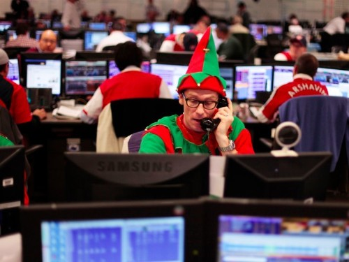 Junior traders get the best pay-for-time deal in banking — earning an average of £19.20 an hour