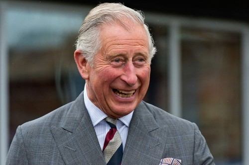 14 photos of Prince Charles' cheekiest moments throughout the years